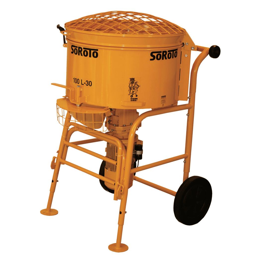 SoRoTo 100L Forced Action Mixer