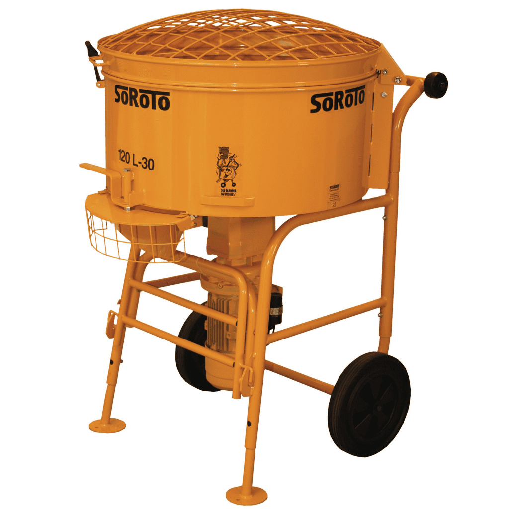 SoRoTo 120L Forced Action Mixer