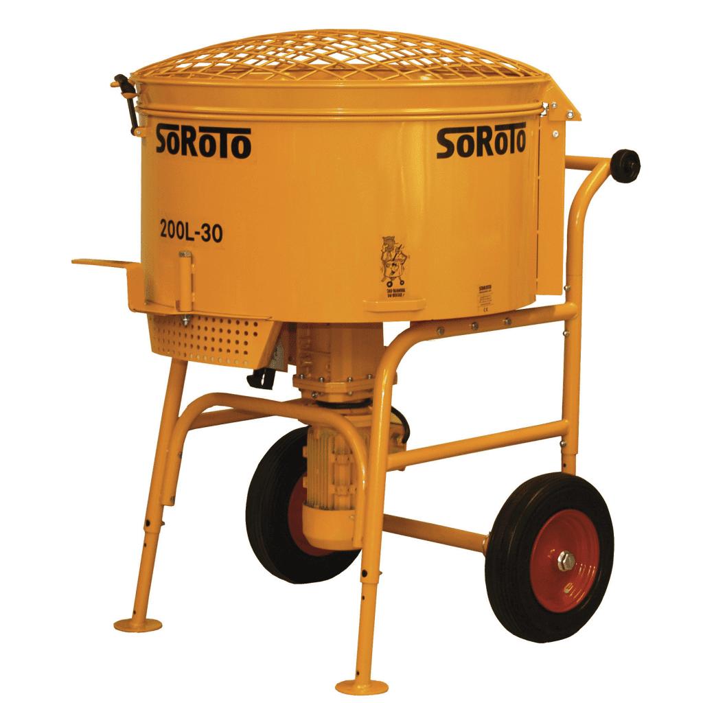 SoRoTo 200L Forced Action Mixer