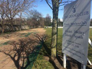 TurfMesh Installation Grange Sports Club - Installation Complete