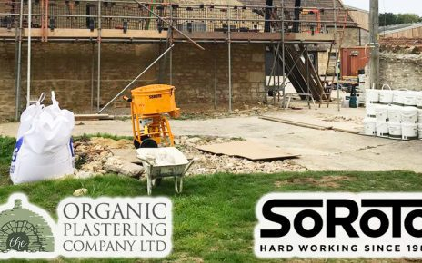 Organic Plastering SoRoTo 120L Forced Action Mixer Testimonial - Featured Image