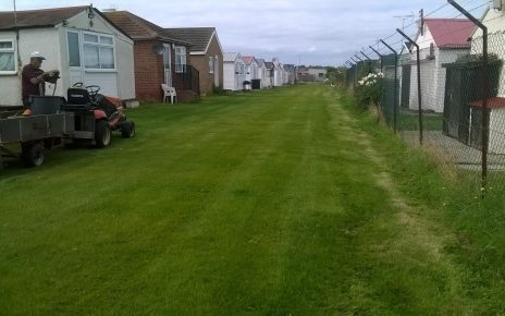 Park Avenue Holiday Village Grass Road