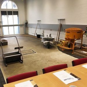 The Resin Mill - SoRoTo Forced Action Mixer Reseller & Resin Bound Training School - Image 1
