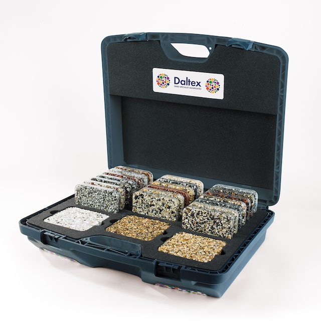 Daltex Gravel Sample Case