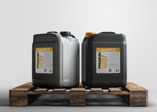 PermaPave Resin Bound Gravel Catalyst Accelerator