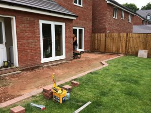 Do you need to excavate when laying a gravel driveway