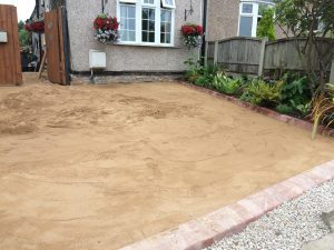 Do you need to excavate when you install a gravel driveway