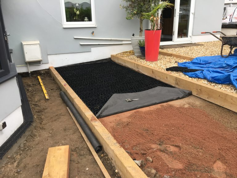 How to install the sub base