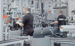 The Deckplate Connect can be used on production lines