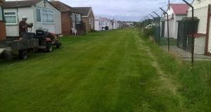 X-Grid Ground Reinforcement Grid in action at Park Avenue Holiday Village