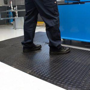 Product Spotlight: Deckplate Connect Anti Fatigue Rubber Mats