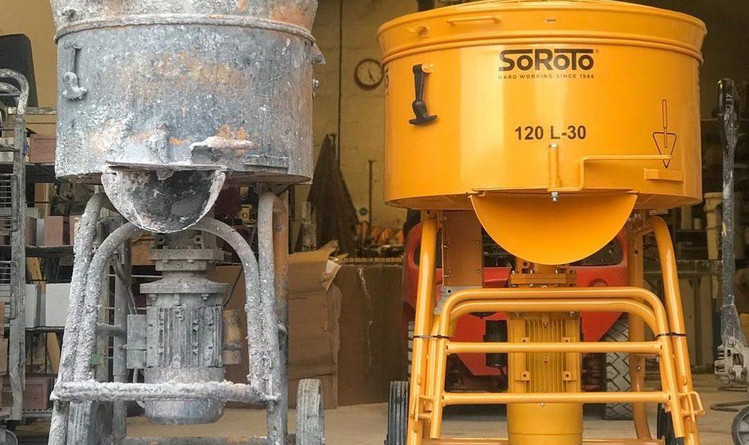 Soroto 120L at Green and Blue UK