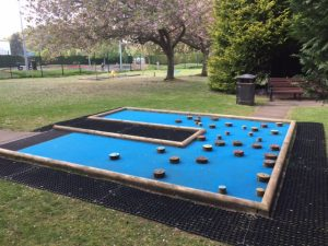 Rubber Grass Mats can be used for a number of purposes