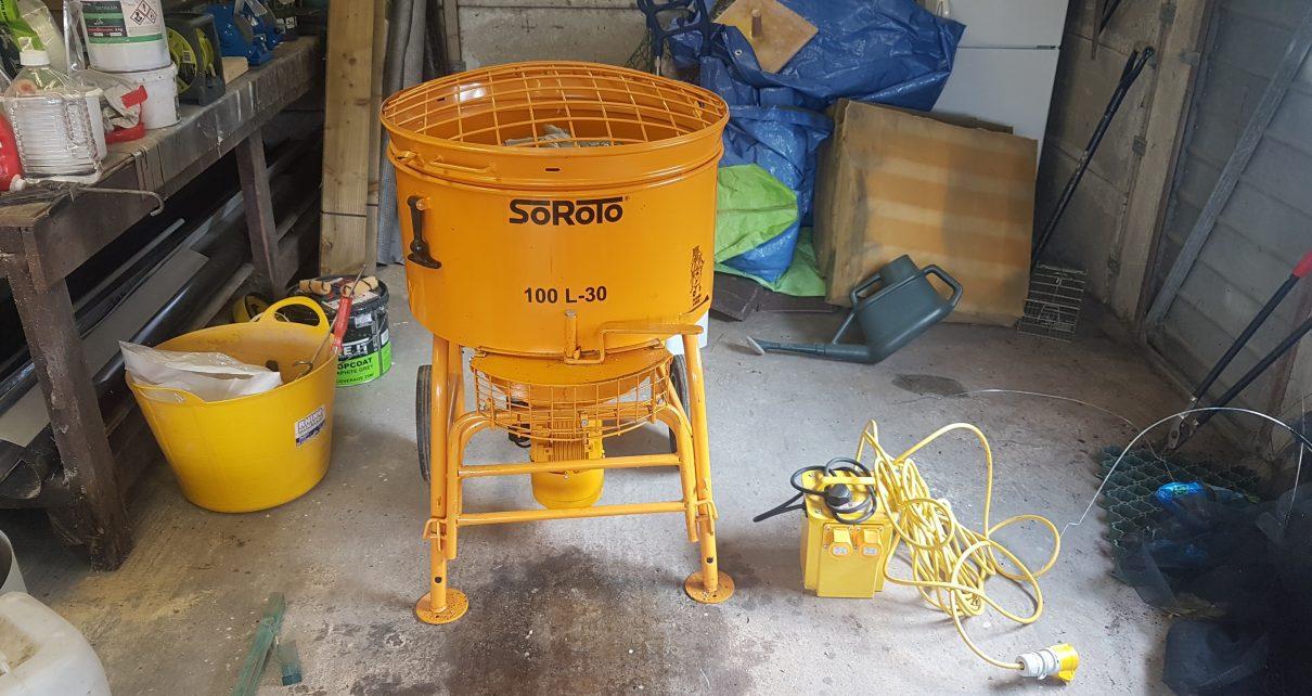 SoRoTo Mixer in action