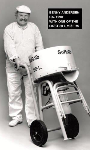 SoRoTo founder Benny Andersen