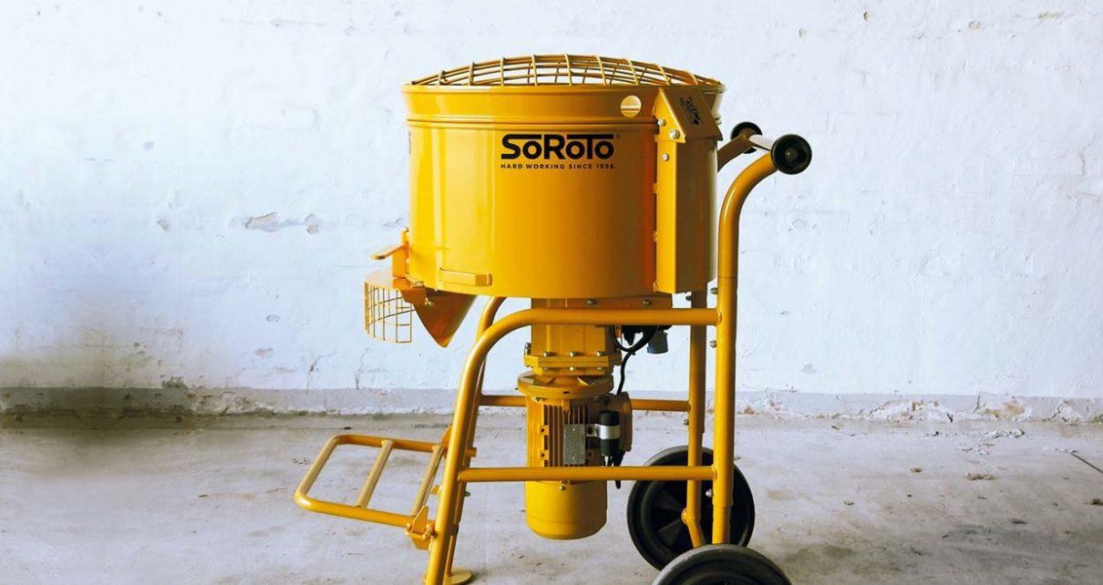 SoRoTo in warehouse