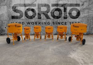 SoRoTo Pan Mixers