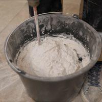 Paddle mixer plasterers mixer