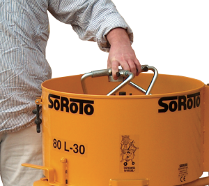 SoRoTo forced action mixer spare parts