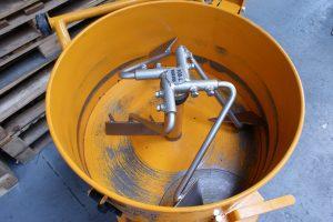 SoRoTo mixer after use.