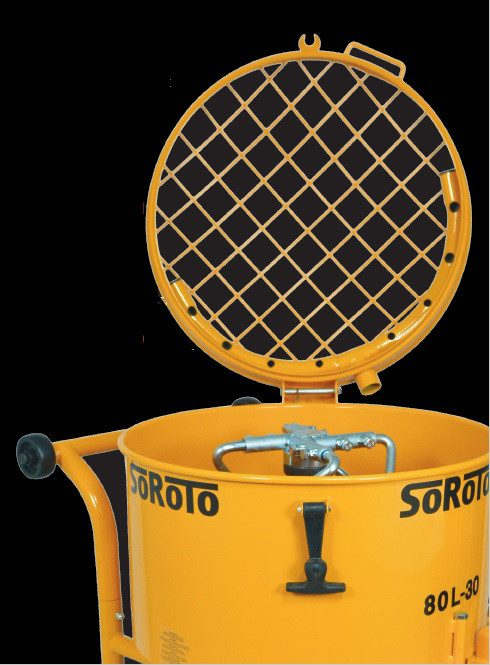 Soroto Dust Controller Up
