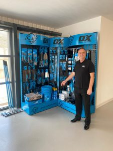 OX Tools has a wide selection of hand tools and workwear for the construction industry.