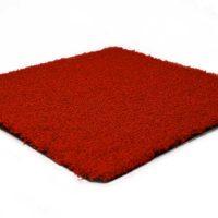 Red Prime Coloured Grass