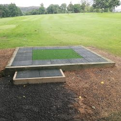 All Weather Tee Installed 1st