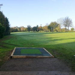 All Weather Tee Installed 2nd