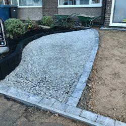 West Bridgford Landscaping Ltd - X-Grid Laid & Filled
