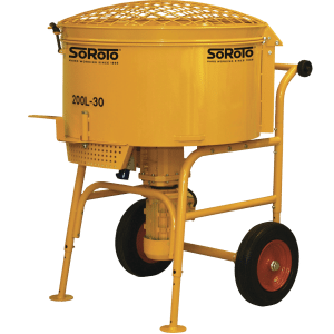 SoRoTo 200L Forced Action Mixer