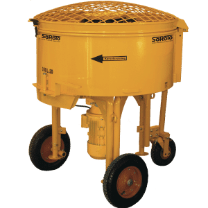 SoRoTo 300L Forced Action Mixer