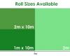 TurfMesh Roll Sizes