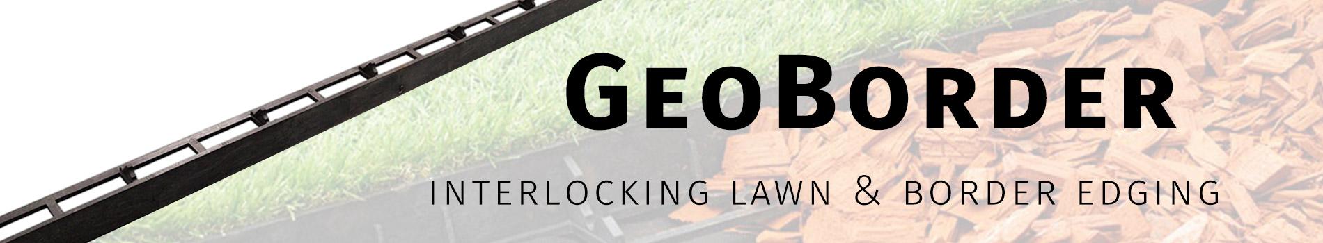 GeoBorder Interlocking Edging System