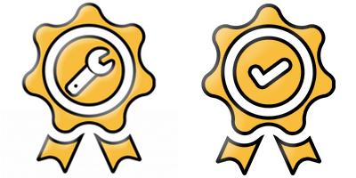 SoRoTo Badges