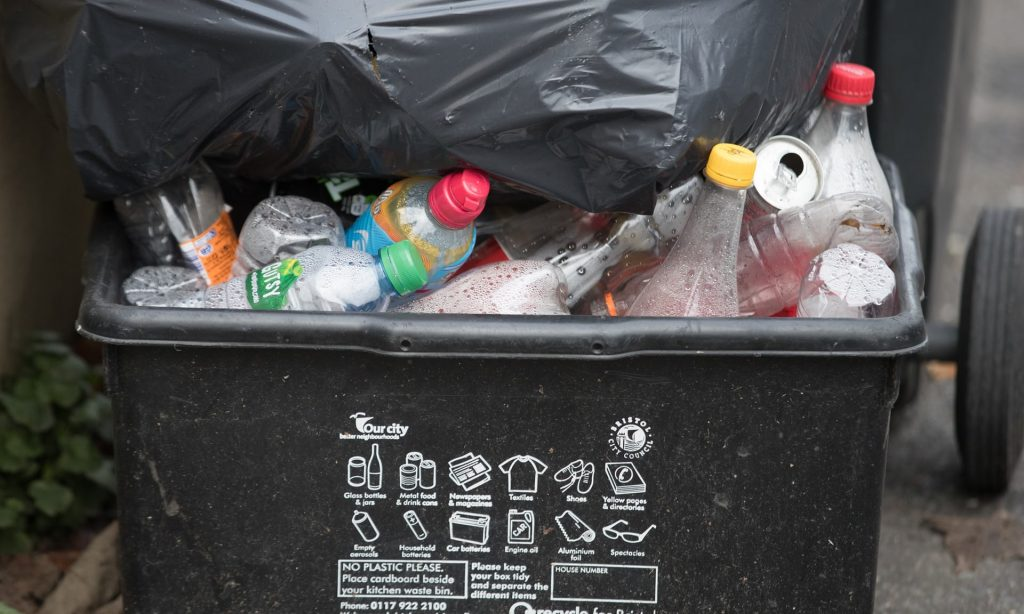 UK Plastic Waste