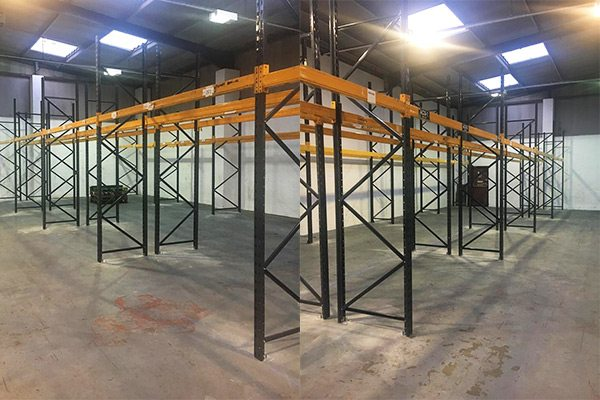 GCL Products Ltd Warehouse Racking
