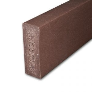Plastic Lumber Brown