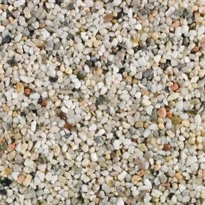 Pearl Quartz Gravel Aggregate