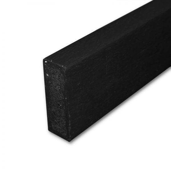 Plastic Lumber Black