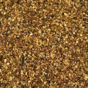 Amber Gold Resin Bound Gravel