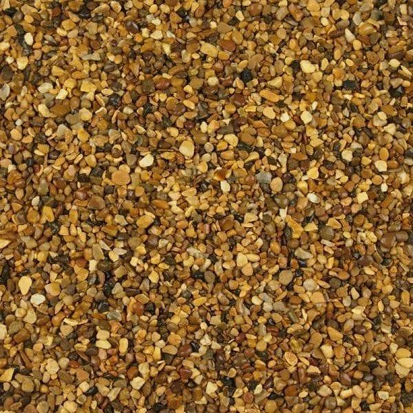 Amber Gold Resin Bound Gravel