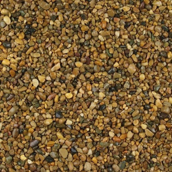 Golden Pea Resin Bound Gravel