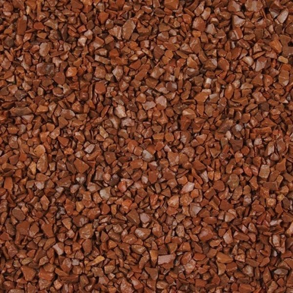 Red Resin Bound Gravel