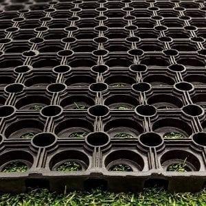 Rubber Grass Mats 23mm Non-Slip Flooring