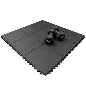 Rubber Gym Mats & Gym Flooring
