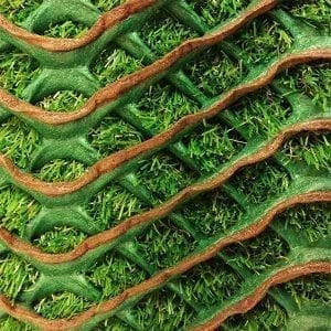 TurfMesh-grass reinforcement mesh-On-Grass
