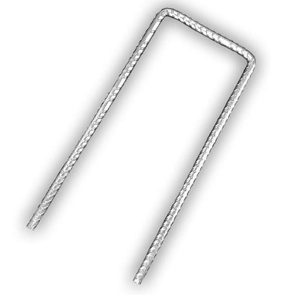 Galvanised Steel Fixing Pins (u-Pins & j-Pins)