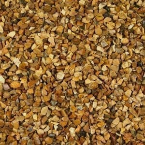 Yellow Resin Bound Gravel
