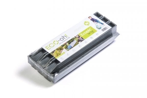 EcoPic Pack of 10 Grey